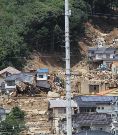 砂防関係施設点検の様子1 ~土砂災害との戦い~